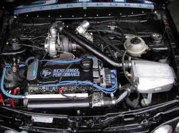 VW VR6 Jetta