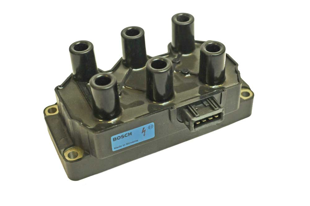 Bosch Six Cylinder Wasted Spark Coil Pack DTAFast